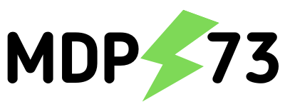 mdp 73 logo